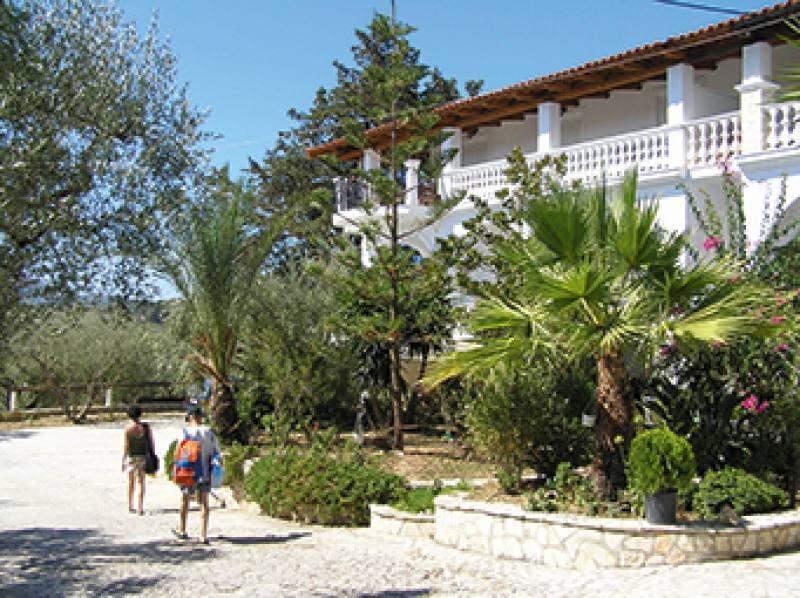 Appartementen Odysseas - Agios Sostis - Zakynthos